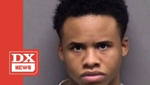 Tay-K Is All Scowls In New Mugshot Following 55-Year Sentence