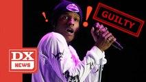 A$AP Rocky Found Guilty In Sweden — But Avoids Jail Sentence