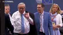 EU chief Jean-Claude Juncker cuts holiday short for 'urgent surgery'