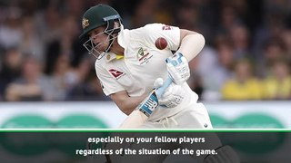 Smith showed 'courage and character' to return - Woakes