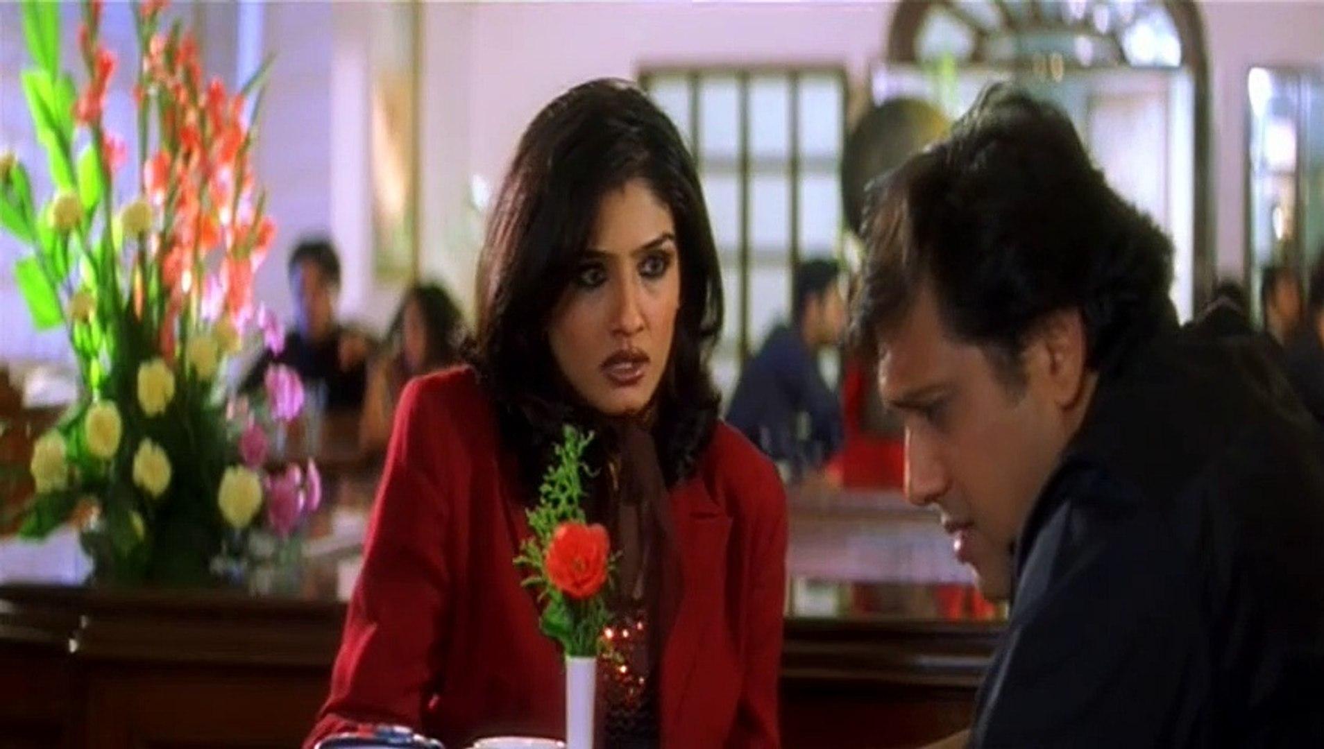 Sandwich Dvd  1 Govinda And Mahima Chaudhry And Raveena Tondan Hindi Movie