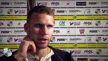 Réactions d'après match : Alexis Blin - ASC - LOSC