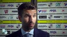 Réactions d'après match : Luka Elsner - ASC - LOSC