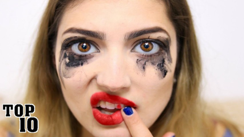 Top 10 Things Girls Hate About Make-Up