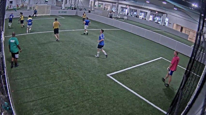 08/17/2019 17:00:01 - Sofive Soccer Centers Brooklyn - San Siro