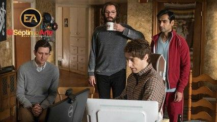 Silicon Valley (HBO) - Teaser tráiler T6 V.O. (HD)