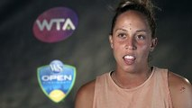 """My serve was definitely a key today"" – Madison Keys reflects on her semi-final win against Sofia Kenin"