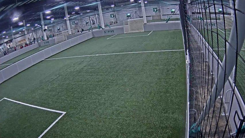 08/17/2019 18:00:01 - Sofive Soccer Centers Brooklyn - Monumental