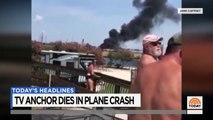 USA: Une journaliste multi-récompensée de la FOX meurt dans l'accident d'un petit avion alors qu'elle réalisait un reportage