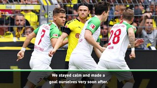 We responded very well to early goal - Favre
