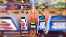 Minion Rush,Minion Games,4 Minions Grandpa,Surfer,Peace and Love,Snowboarder - Play High Tech Event!