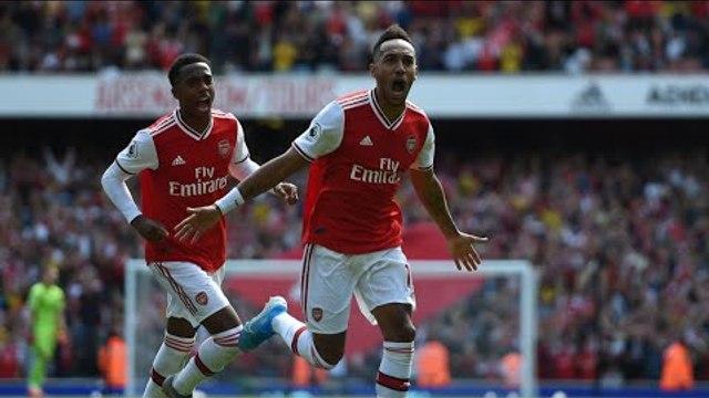 "AUBAMEYANG INSTAGRAM LIVE: ""Arsenal Are Confident & Want Revenge Against Liverpool!""  Ft Lumos"