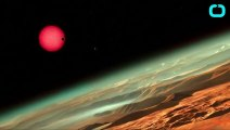 A Planet Lurks Around The Star Next Door -
