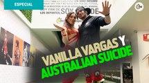 Vanilla Vargas y Australian Suicide  demostraron que tanto se conocen