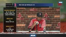 Alex Cora Says Red Sox 'Need To Keep Going' Despite Losing Chris Sale To Injury