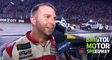 DiBenedetto after Bristol: 'I'm not done yet'