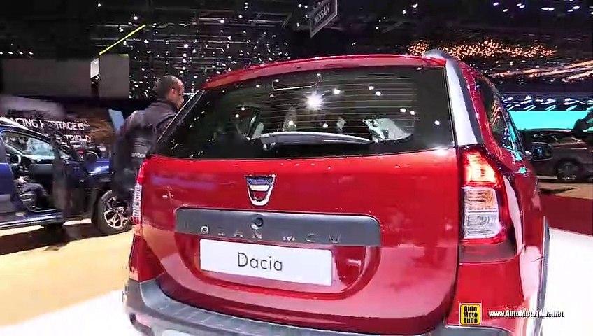 2019 Dacia Logan MCV - Exterior and Interior Walkaround - 2019 Geneva Motor Show