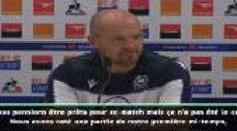"""Amical - Townsend : """"La France a très bien joué"""""""