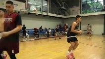Train Like A: Basketball Player