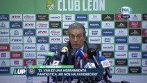 """LUP: """"Faltó poquito para empatar el partido"""": Tomás Boy"""