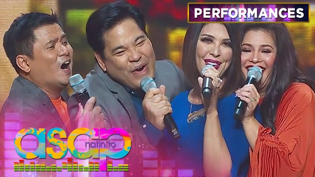 Regine, Ogie, Pops and Martin's world-class collaboration in the Bay Area | ASAP Natin 'To