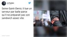 Seine-Saint-Denis: un serveur de restaurant tué par balle par un client.