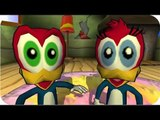Woody Woodpecker: Escape from Buzz Buzzard Park All Cutscenes | Full Game Movie (PS2, PC)