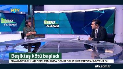 % 100 Futbol DG Sivasspor - Beşiktaş 17 Ağustos 2019