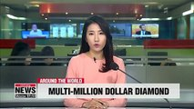 Flawless 88 carat diamond sells for US 14 mil at Hong Kong auction