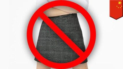 지금 중국에서는 무슨 일이??? '중국대학, 여대생에게 미니스커트, 민소매 등등 금지'외 5개