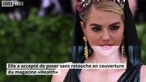 Kate Upton pose sans retouches juste après son accouchement