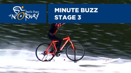 Minute Buzz, Best pictures - Stage 3 - Arctic Race of Norway 2019