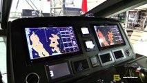 2019 Sunseeker 74 Sport Yacht - Walkaround - 2019 Boot Dusseldorf
