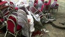 Kaboul : au moins 63 morts et 182 blessés dans un attentat lors d'un mariage