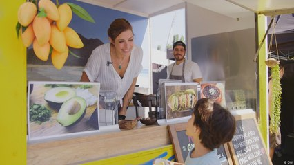 كوكب برلين: وجبات سريعة من شارون شيل