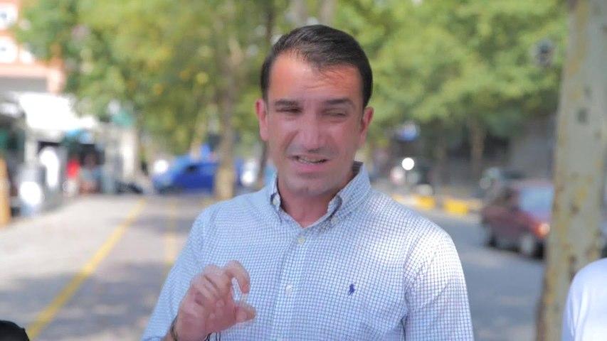 Transformohet hyrja e kombinatit  -Top Channel Albania - News - Lajme