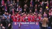 27/04/19 : SRFC-PSG (2-2) : Remise de la Coupe de France