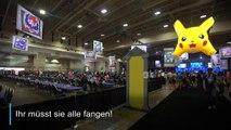 Pokémon-WM in Washington: Fangt sie alle!