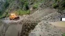 Glissements de terrain dans le nord de l'Inde