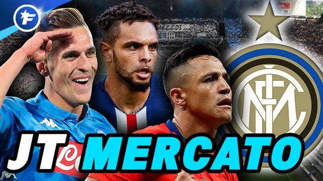 Journal du Mercato : l'Inter Milan lance son assaut final