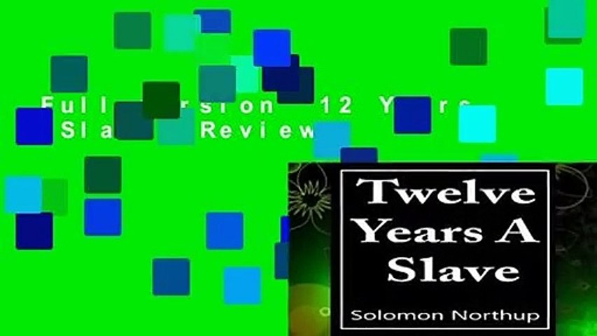 Full version  12 Years a Slave  Review