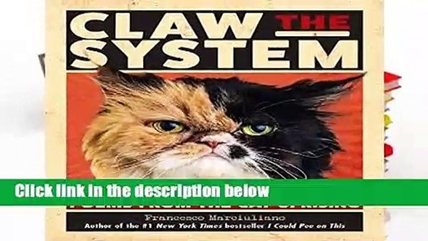 Claw the System: Poems from the Cat Uprising  Review