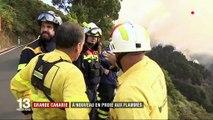 Grande Canarie : évacuations après un nouvel incendie