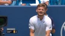 Goffin reaches first ATP Masters showpiece