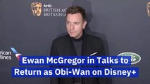 Obi-Wan Possibly Comes Back