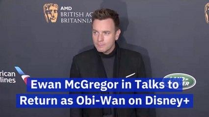 Obi-Wan Possibly Comes Back