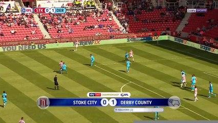 Stoke City : A 2 mètres du but, Joe Allen trouve le poteau !