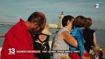Charente-Maritime : le fort Louvois renferme plus de 300 ans d'histoire