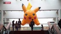 Attrapez-les tous ! Les Pokémon à la fête à Washington pour les championnats du monde