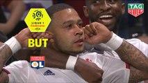 But Memphis DEPAY (42ème) / Olympique Lyonnais - Angers SCO - (6-0) - (OL-SCO) / 2019-20